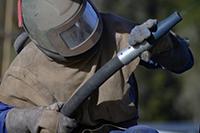 Metalkon s.r.o. - tryskání ocelovou drtí
